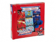 Transformers fun sticker box (Code 1529)
